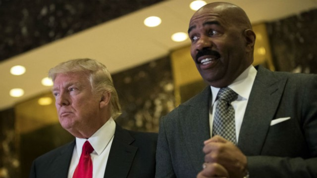 Premiere Networks Steve Harvey Continues to Take Heat, Petition Started to Ax Radio Show