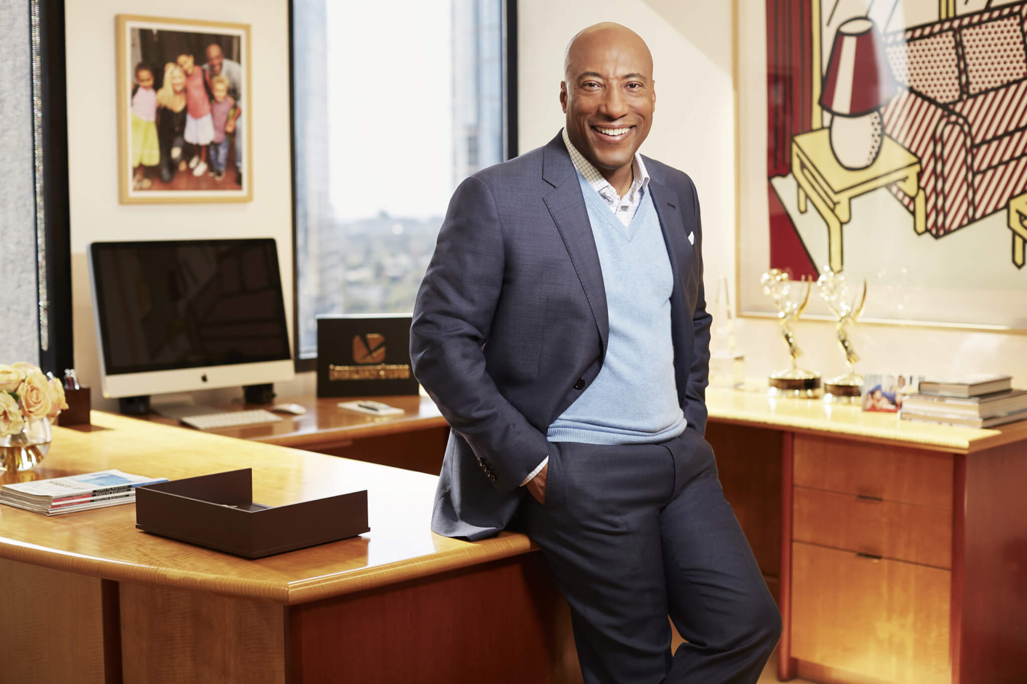Byron Allen's Entertainment Studios Launches International Theatrical Sales And Distribution Division