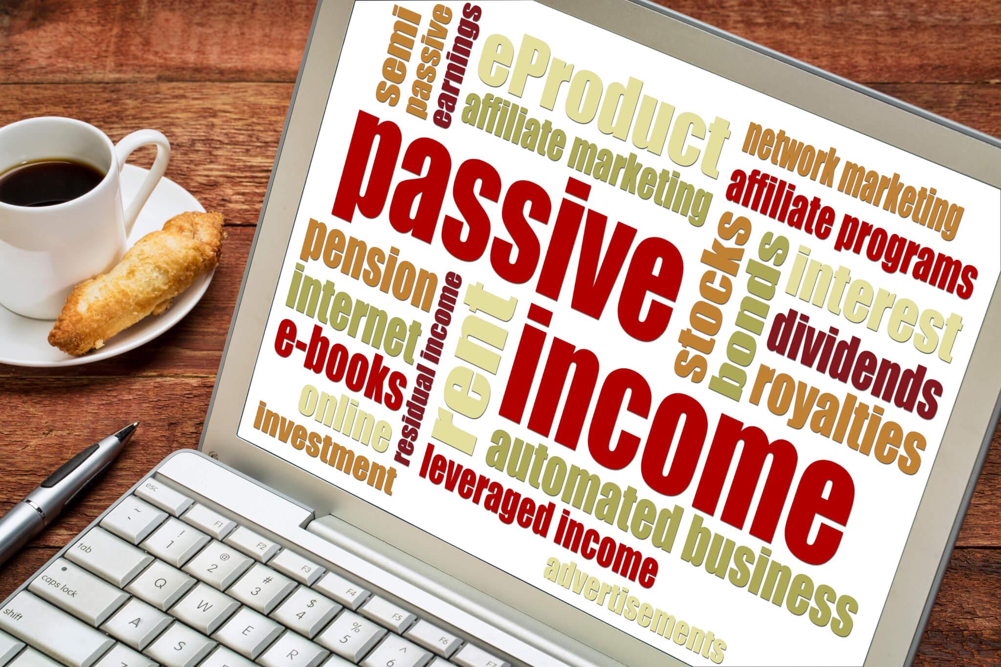 passive income investment