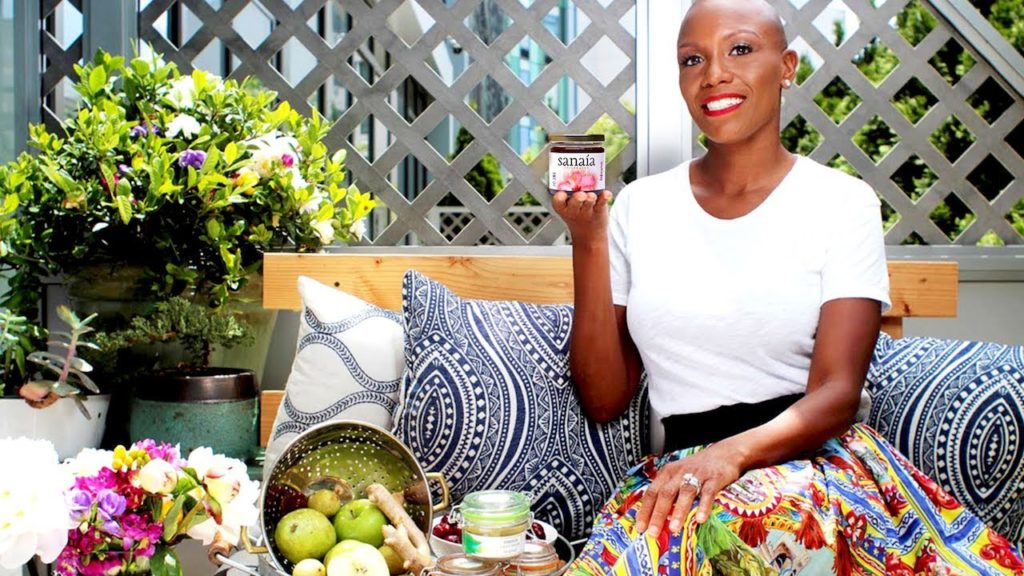 """sanaía APPLESAUCE, an applesauce created for adults and featured on """"Shark Tank"""", debuts at Walmart stores this month."""