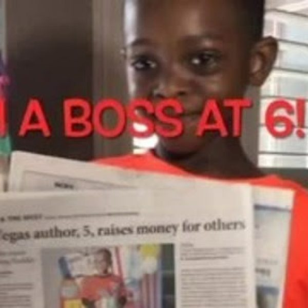 6-Year-Old Philanthropist and Kid Influencer Justyn Boumah Announces Fall 2021 Events