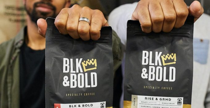 Garage-Based Black-owned Start-up, BLK & Bold Coffee, Makes First Million